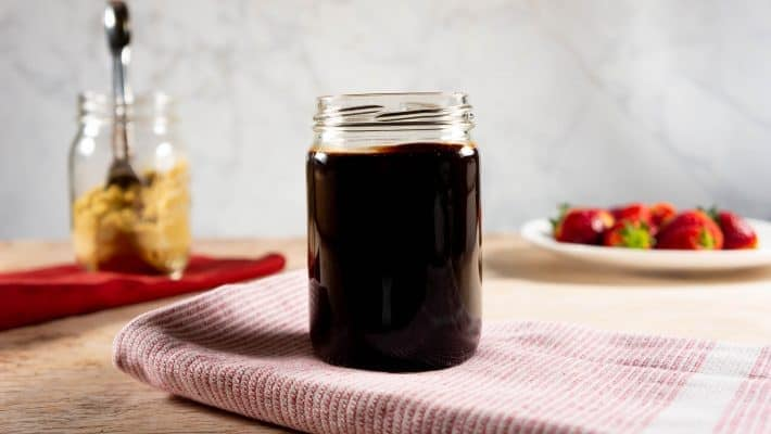 Making chocolate syrup at home is very simple, delicious, and made with simple ingredients
